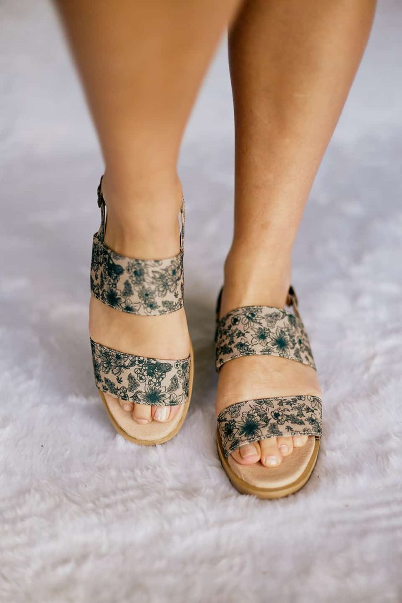 Sandalia de Tiras