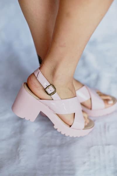 Sandalia de Tiras Salto Alto (57)