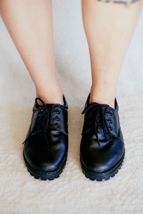 Sapato Tratorado Unissex