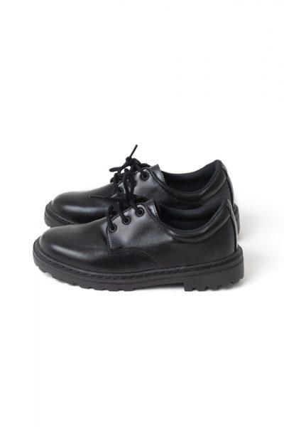Sapato Tratorado Unissex Preto