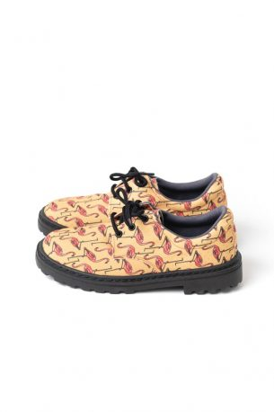 Sapato Tratorado Unissex Flamingo