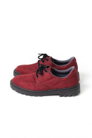 Sapato Tratorado Unissex Vinho