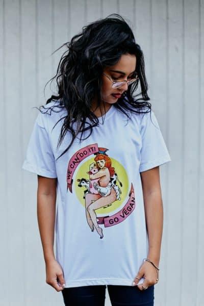 Camisetas Veganas Estampadas (248)