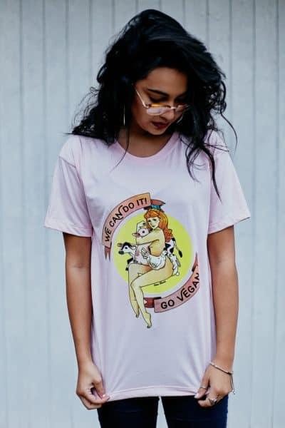Camisetas Veganas Estampadas (253)