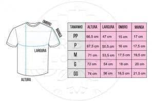Como Medir Camiseta