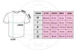 Camiseta ''Fresh'' Cinza 1