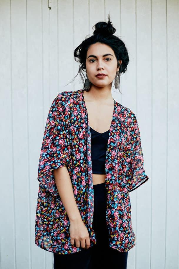 Kimono Longo
