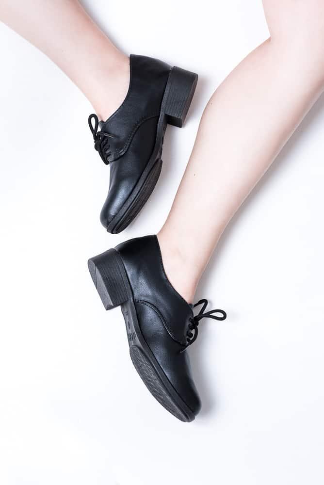 Sapato Oxford Preto (bazar) 4