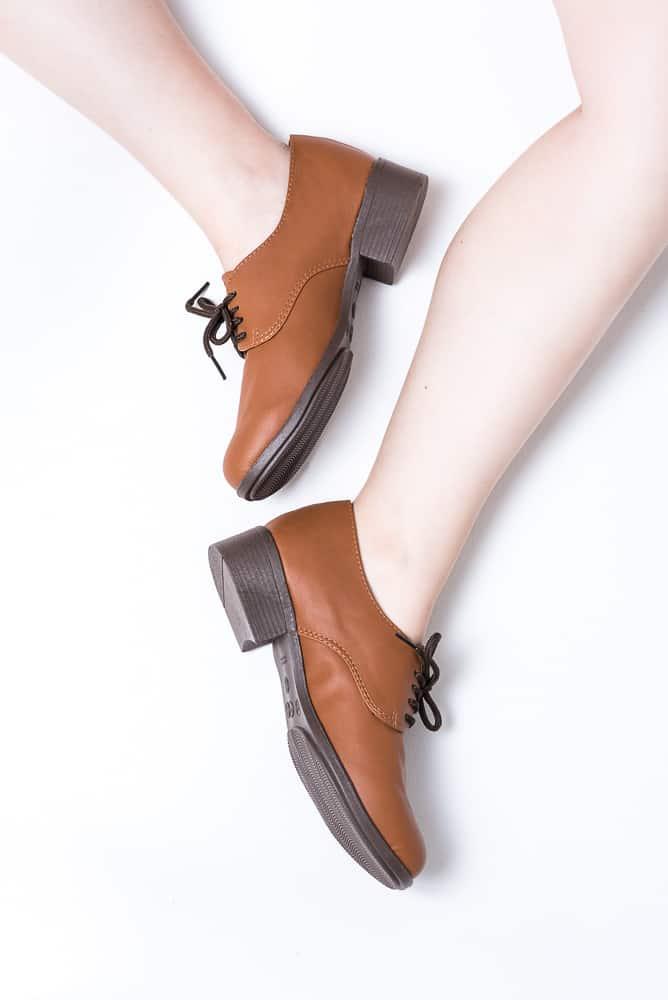 Sapato Oxford Marrom 4