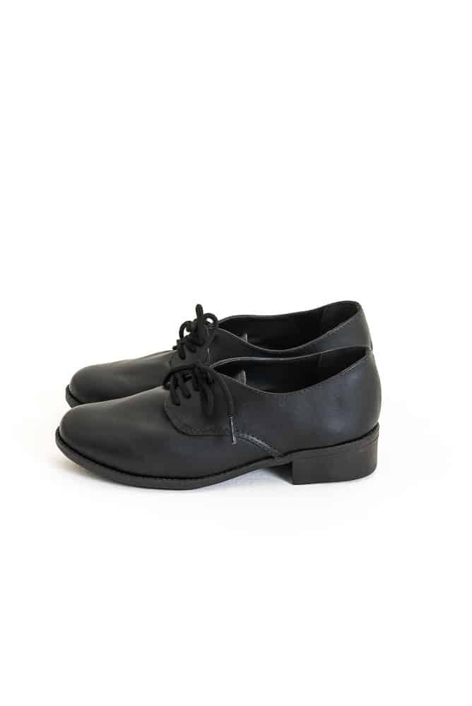Sapato Oxford Preto (bazar) 2