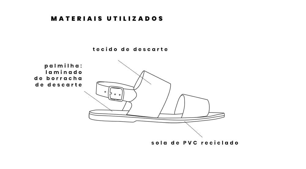 Sandália Bertha Preta 2