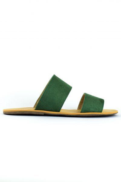 Sandália Nísia Verde Musgo