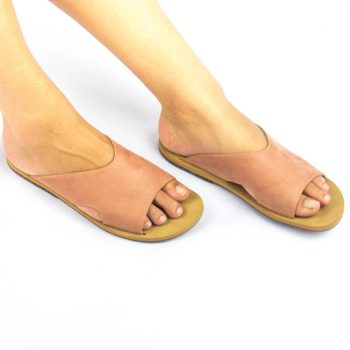 Sandália Dandara Rosa Antigo
