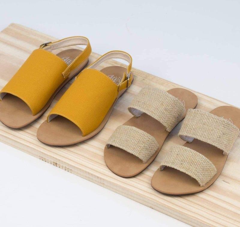 Sandália Nísia Juta (bazar) 1
