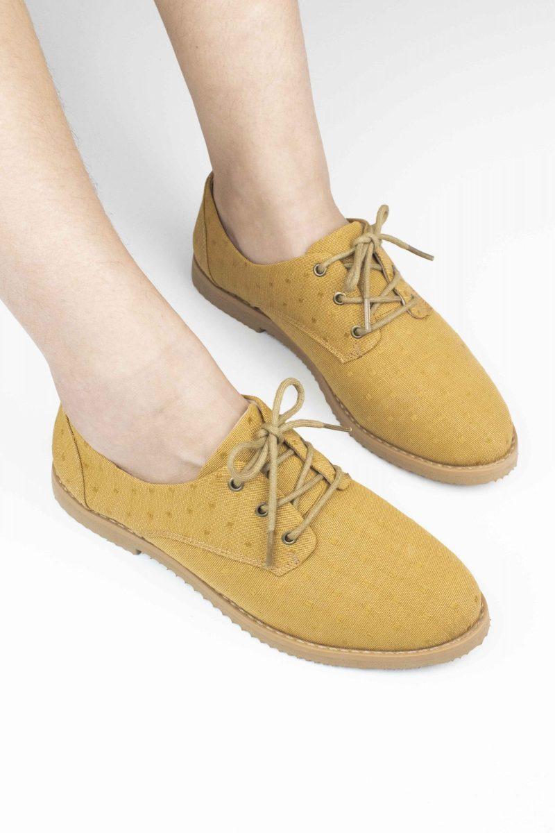 Sapato-Oxford-Vegano