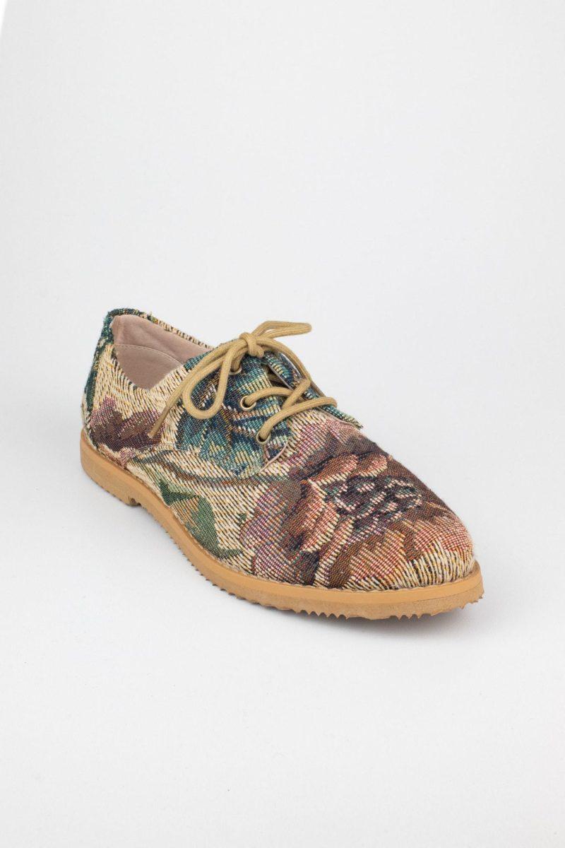 Sapato Oxford Vegano