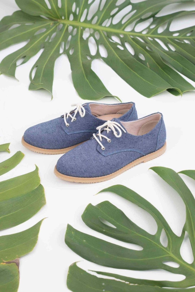 Oxford Cosmo Jeans Azul 1