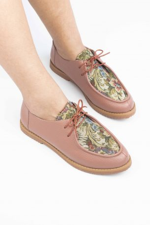 Sapato Yule Antique Floral