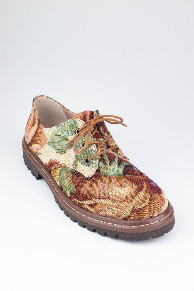 Sapato Tratorado Terra Amarílis 2