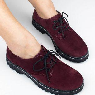 Sapato Tratorado Terra Merlot
