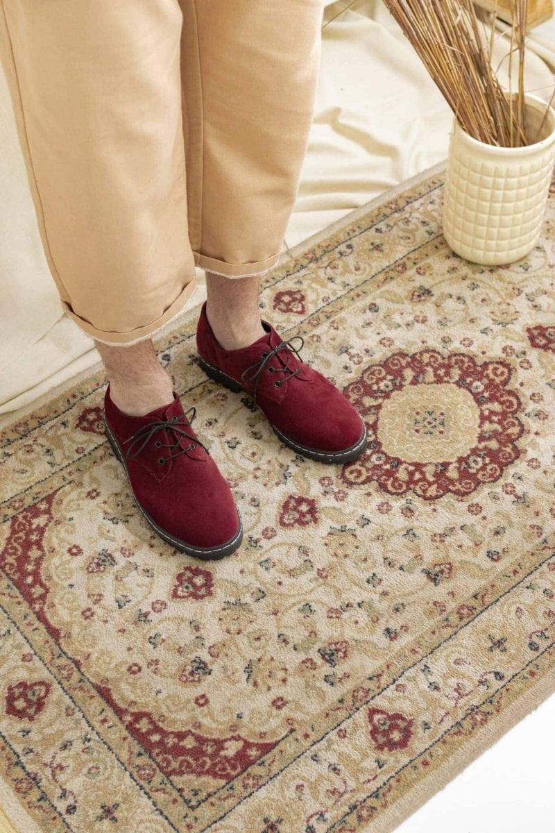 Sapato Tratorado Terra Merlot 3