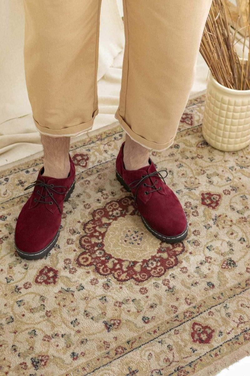Sapato Tratorado Terra Merlot 2