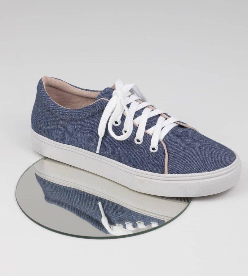 Tênis Brisa Jeans Azul 1