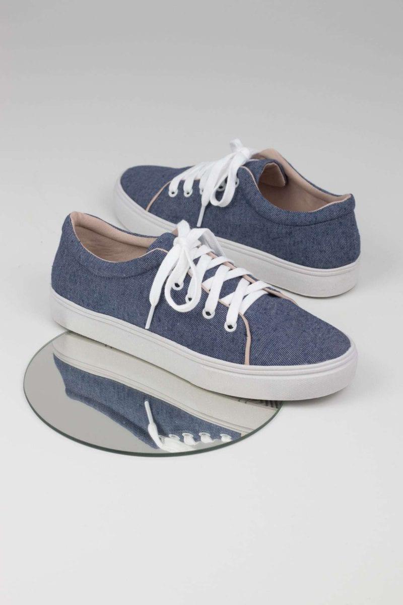 Tênis Brisa Jeans Azul 2