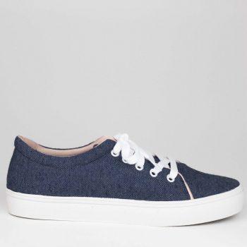 Tênis Brisa Jeans Azul