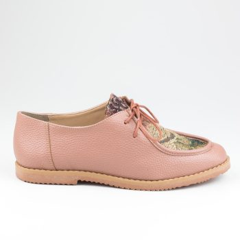 Sapato Yule Antique Hibisco
