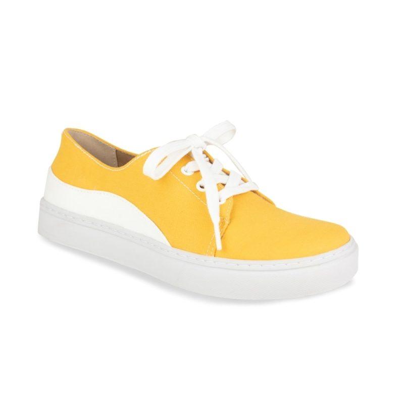 Tênis Maresia Amarelo Mostarda (Pequenos Defeitos) 6