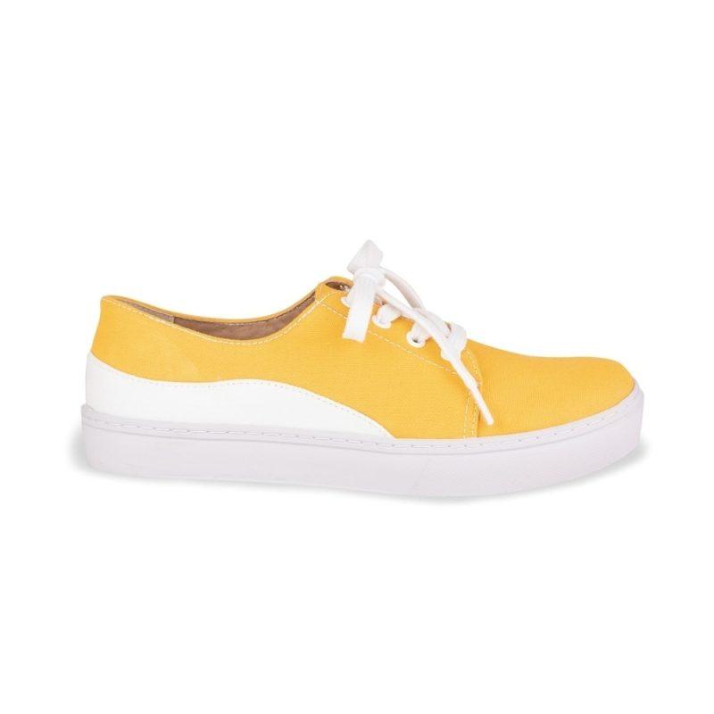Tênis Maresia Amarelo Mostarda (Pequenos Defeitos) 1