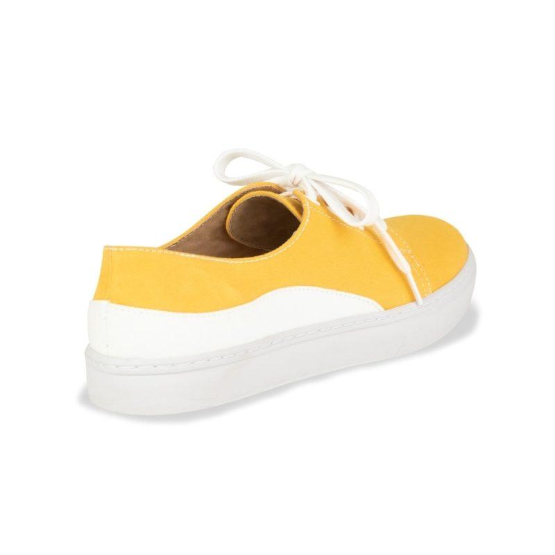 Tênis Maresia Amarelo Mostarda (Pequenos Defeitos) 7