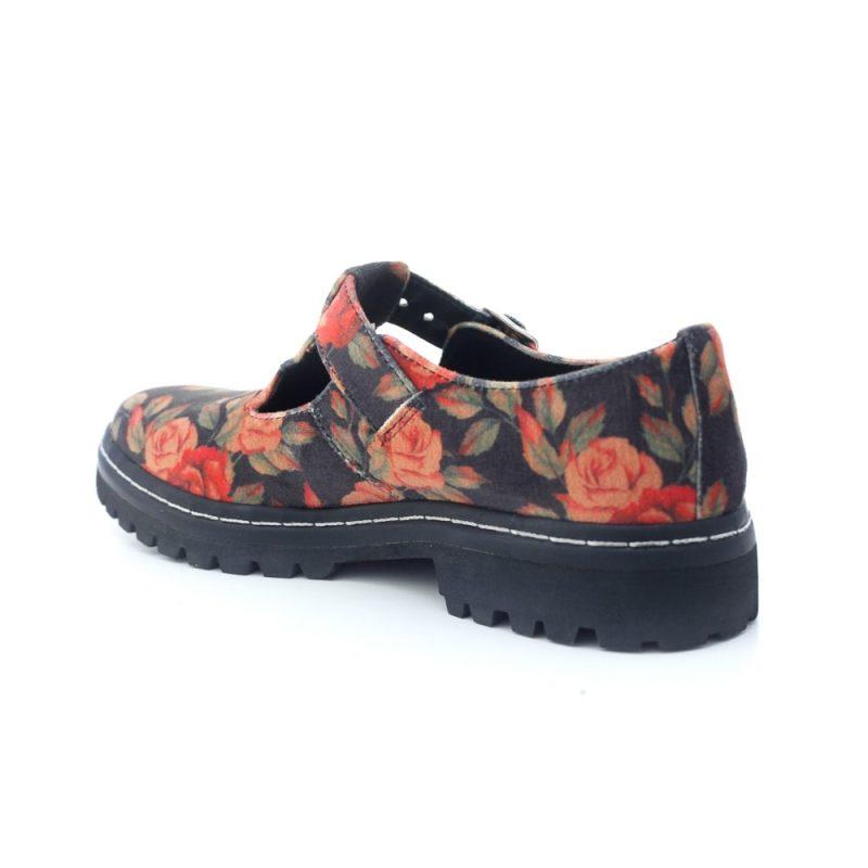 Sapato Tratorado Teodora Gioconda 6