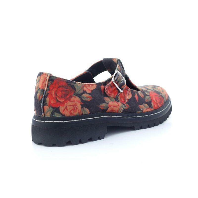 Sapato Tratorado Teodora Gioconda 7