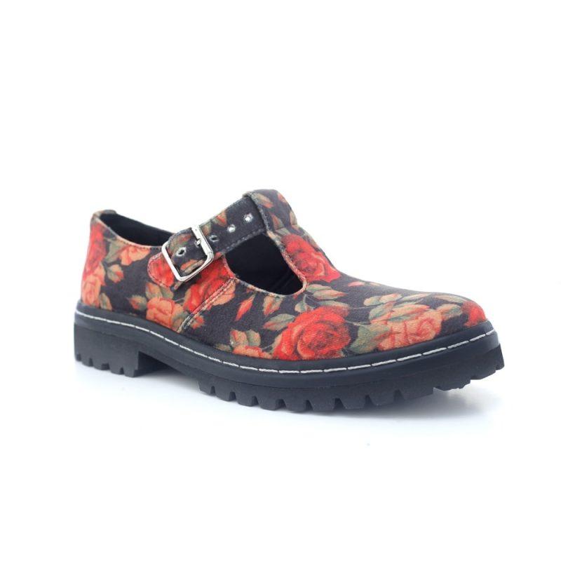 Sapato Tratorado Teodora Gioconda 8