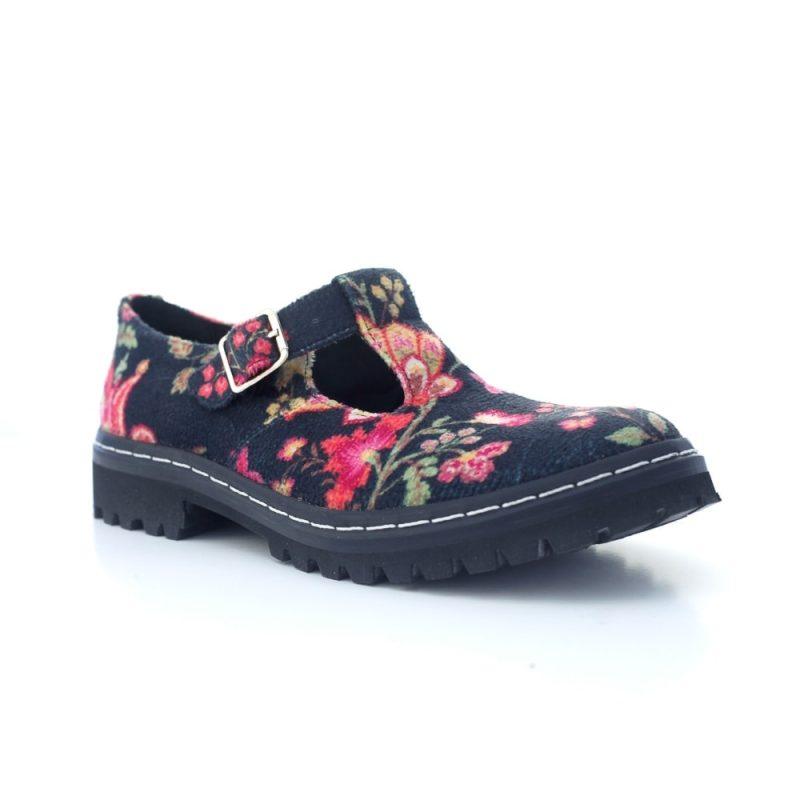 Sapato Tratorado Teodora Antea 5