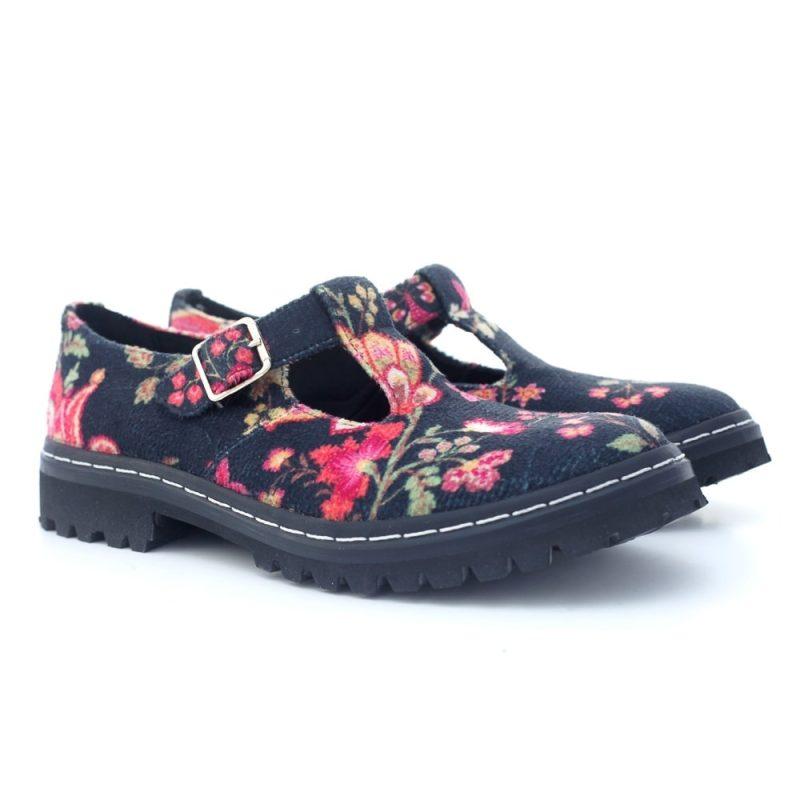Sapato Tratorado Teodora Antea 3