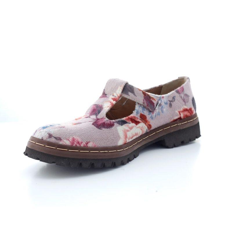 Sapato Tratorado Teodora Lilium 6