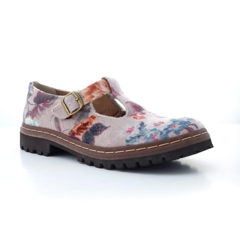 Sapato Tratorado Teodora Lilium 5