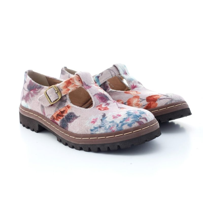Sapato Tratorado Teodora Lilium 2
