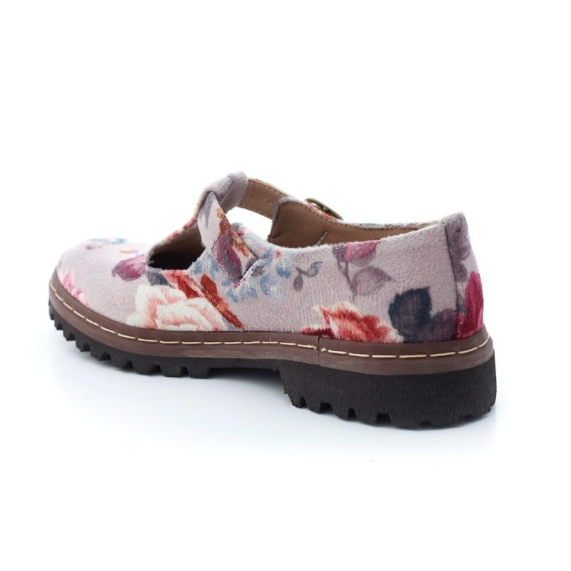 Sapato Tratorado Teodora Lilium (bazar) 4