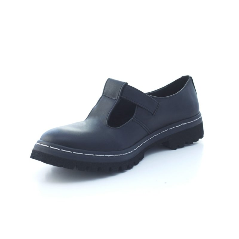 Sapato Tratorado Teodora Preto 4
