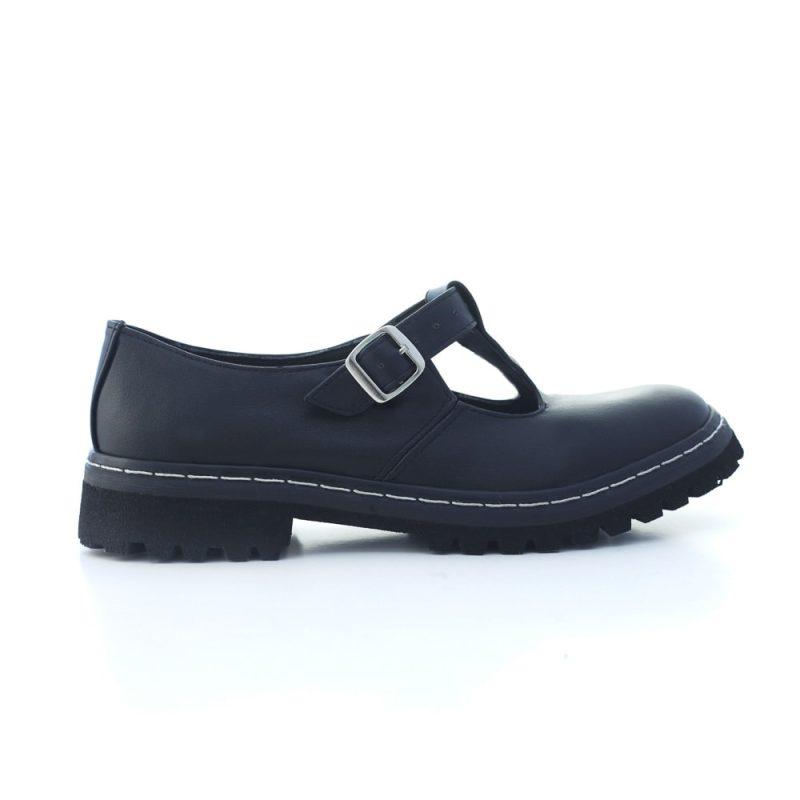 Sapato Tratorado Teodora Preto 1