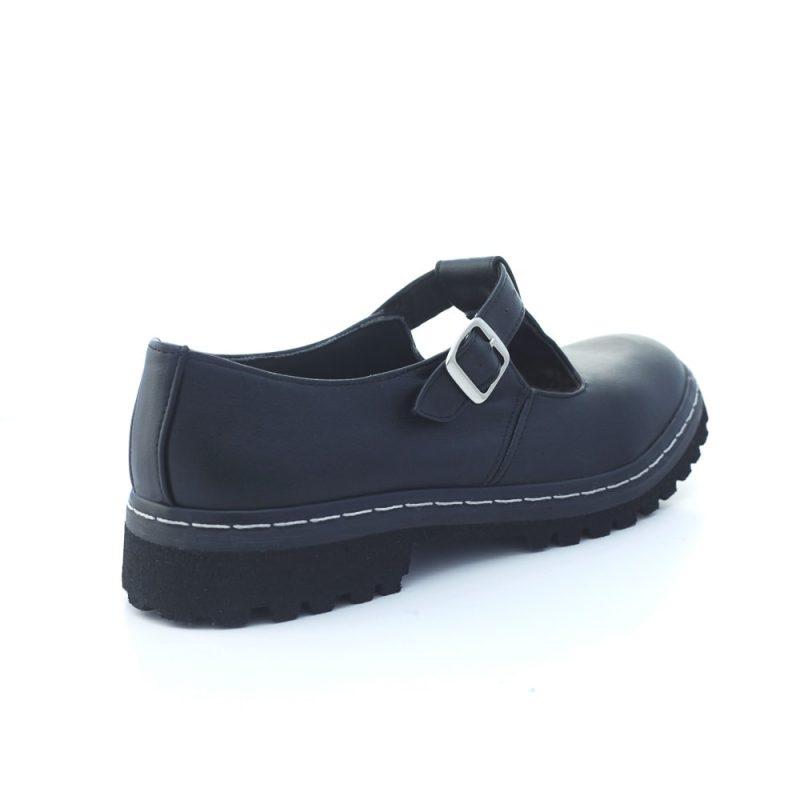 Sapato Tratorado Teodora Preto 5