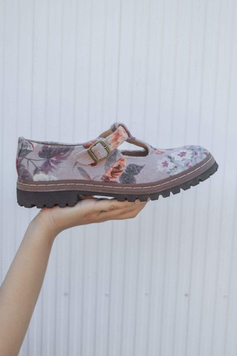 Sapato Tratorado Vegano