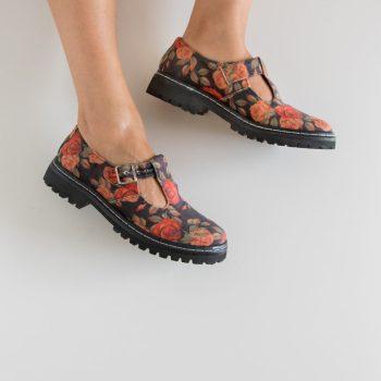 Sapato Tratorado Teodora Gioconda