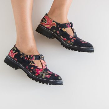 Sapato Tratorado Teodora Antea