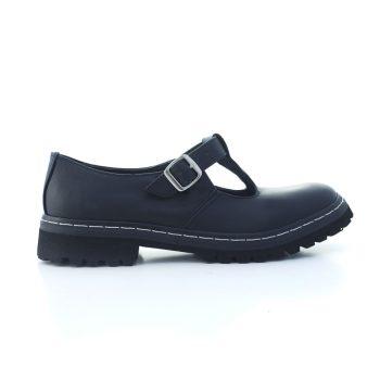Sapato Tratorado Teodora Preto