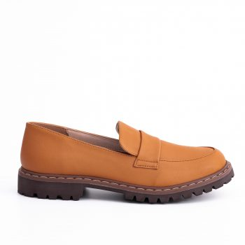 Loafer Aura Caramelo